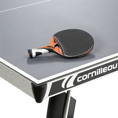TABLE DE TENNIS DE TABLE CORNILLEAU CROSSOVER 400M GRIS