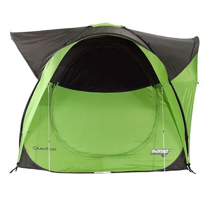 SEJOUR Base Seconds QUECHUA vert