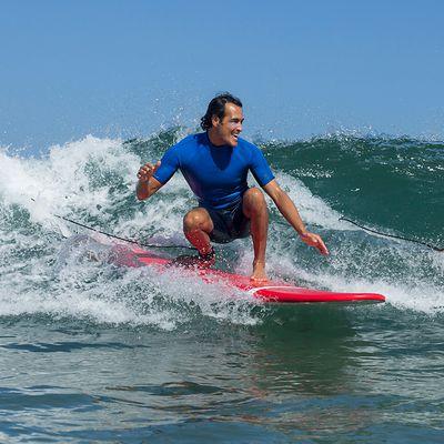 Combinaison Surf shorty100 Néoprène Homme Bleu