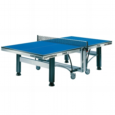 TABLE DE TENNIS DE TABLE COMPETITION 740 ITTF CORNILLEAU