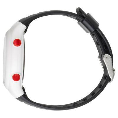 Montre et ceinture cardiofréquencemètre ONRYTHM 110 blanche