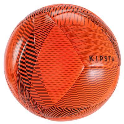 Ballon de Futsal 100 Hybride 63cm orange