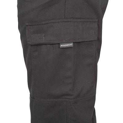 Pantalon de chasse Steppe 300 noir