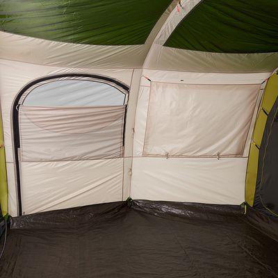Tente de camping familiale Arpenaz family 8.4xl 8 personnes