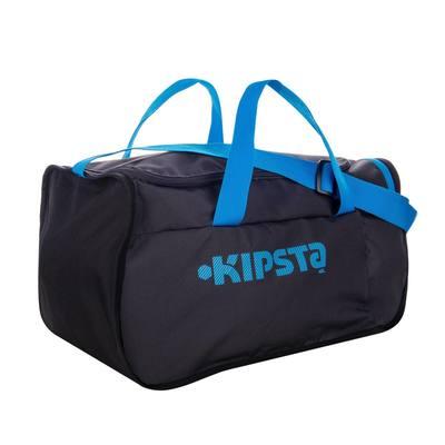 Sac sports collectifs Kipocket 40 litres gris foncé bleu