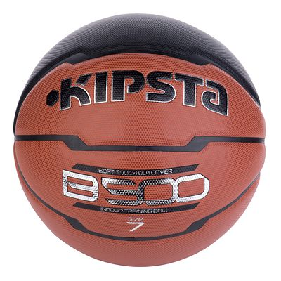 BALLON BASKET-BALL B500 TAILLE 7 ENTRAINEMENT/MATCH