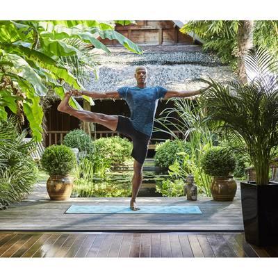 Tapis de yoga COMFORT épaisseur 8 mm  imprimé