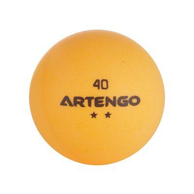6 BALLES TENNIS DE TABLE 850 C ARTENGO