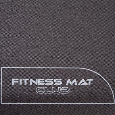 Tapis Gym & PIlates Club Noir