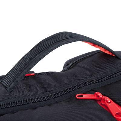 Sac à dos sports collectifs Intensif 35 litres noir rouge