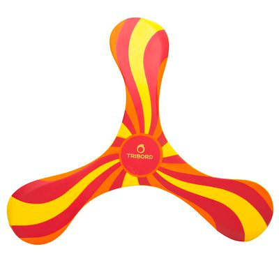 Boomerang soft rouge droitier