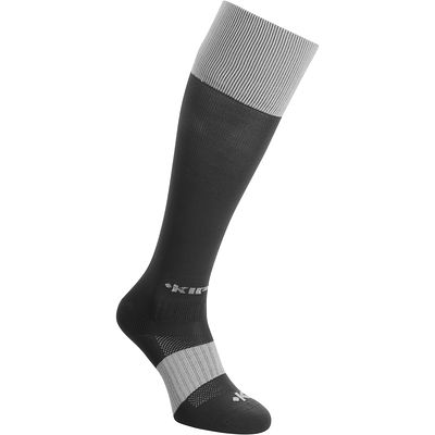 Chaussettes hautes rugby adulte Full H 500 noire