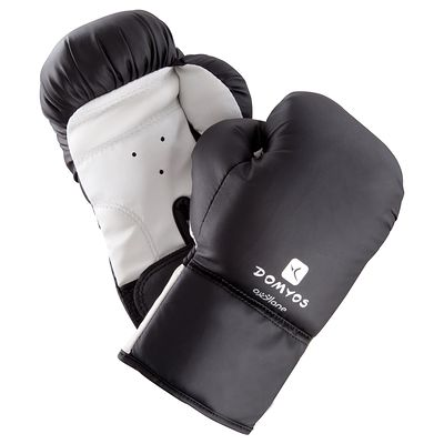 Punching Ball + gants Boxe Junior