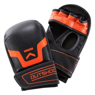 GANTS DE SELF DEFENSE 500 NOIRES