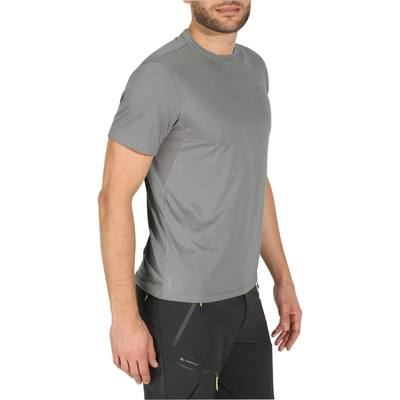 TEE SHIRT RSPIRANT RANDONNÉE TECHFRESH 50 HOMME BLANC