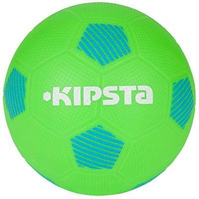 Ballon football Sunny 300 taille 1 vert bleu