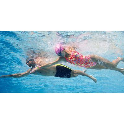 Lunettes de natation ACTION miroir