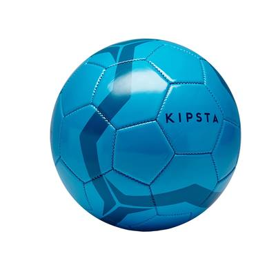 Ballon de football First Kick taille 3 (< 8 ans) bleu