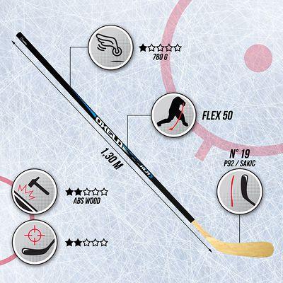 Crosse hockey junior XLR 5 noire