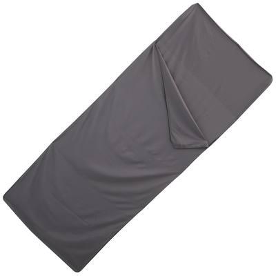 Drap de sac polyester gris