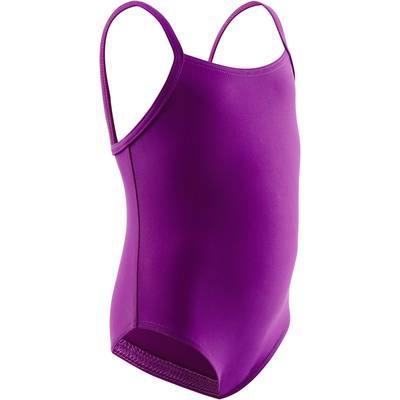 Maillot de bain bébé fille madina une pièce violet