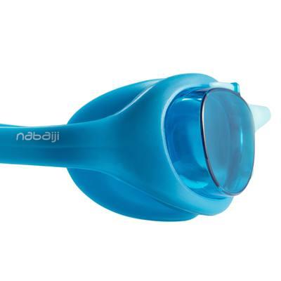 Lunettes de natation XBASE Taille L bleu