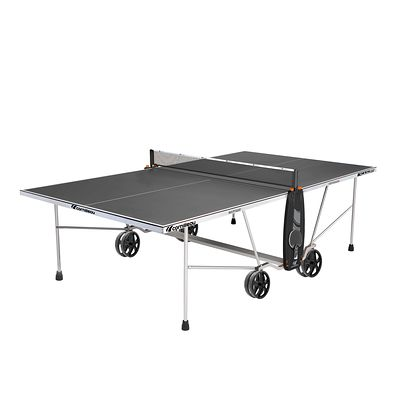 TABLE DE TENNIS DE TABLE CORNILLEAU CROSSOVER 100S GRIS