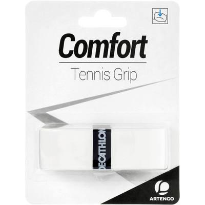 GRIP DE TENNIS CONFORT BLANC