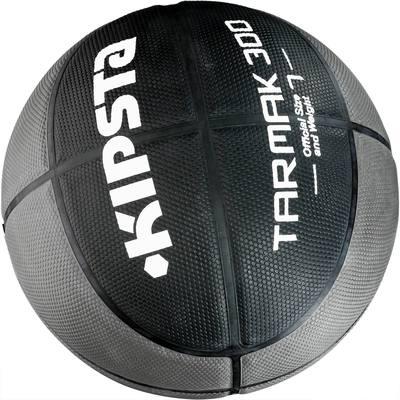 Ballon Basketball adulte Tarmak 300 taille 7 gris