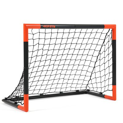 But football Kipsta Classic Goal S 0,9x0,7m gris orange