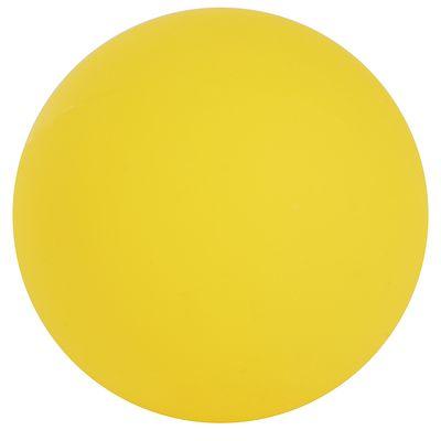 ARTENGO PLASTIC BALL JAUNE
