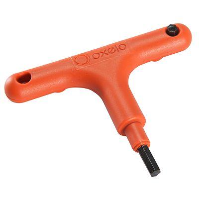Clef 3 en 1 roller ALLEN et EXTRACTEUR ROULEMENTS orange