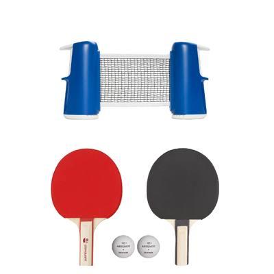 Packs animation tennis de table mat riel ping pong decathlon pro - Fabriquer table de ping pong ...