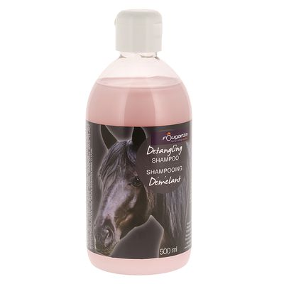 Shampoing équitation cheval et poney DÉMÊLANT 500 ML