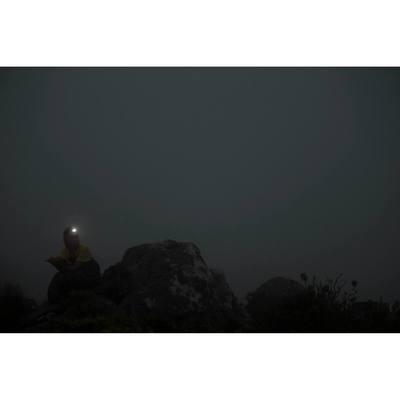 Lampe Frontale OnNight 100+ Noire
