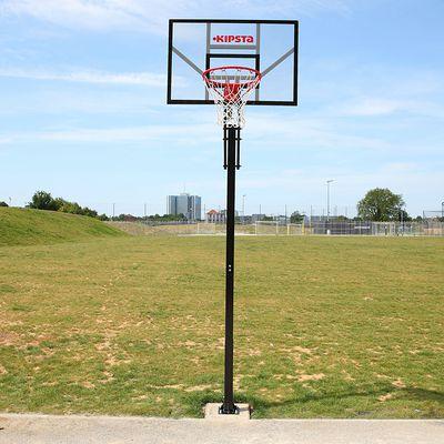 Panier de basket enfant/adulte B700 Inground. 2,4m à 3,05. A sceller dans le sol