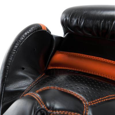 BOXING GLOVES 500, gants d'entraînement régulier homme femme