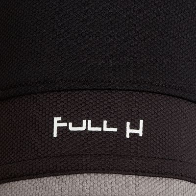 Maillot rugby adulte Full H 300 noir