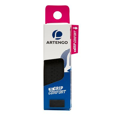 GRIP DE TENNIS 730 CONFORT NOIR