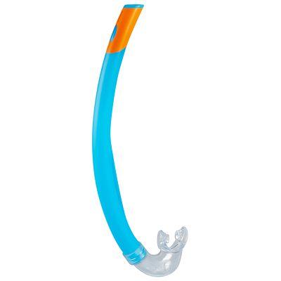 Tuba de snorkeling 100 enfant Bleu