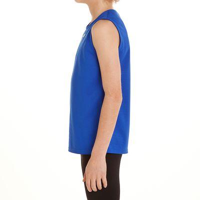 Maillot basketball enfant Premier bleu