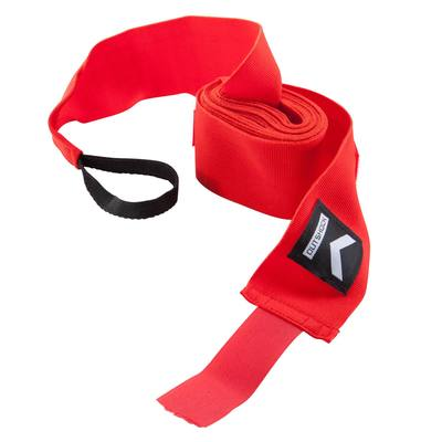 BANDES DE BOXE 100 ROUGES 2,5M