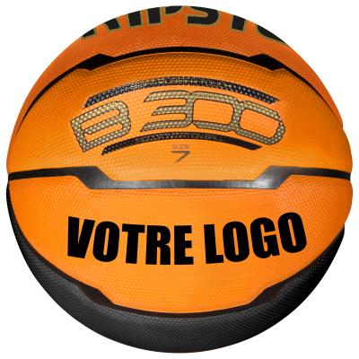 Ballon de basket ball b300 personnalisable clubs collectivit s decathlon pro - Ballon basket decathlon ...