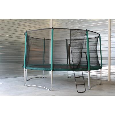 Pack trampoline booster clubs collectivit s for Trampoline exterieur decathlon