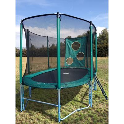 Accessoires trampoline decathlon for Trampoline exterieur decathlon