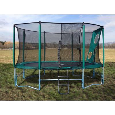 Pack trampoline ovalie clubs collectivit s decathlon pro - Filet pour trampoline decathlon ...