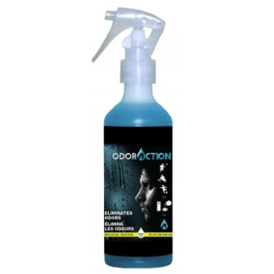 ODORACTION - SPRAY DESTRUCTEUR D'ODEUR SPORT
