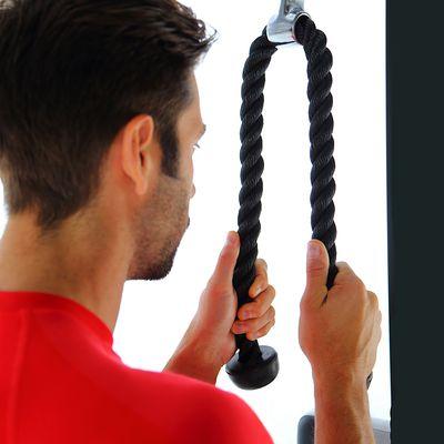 Corde de triceps musculation