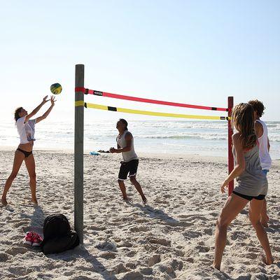 Mini ballon volleyball extérieur BV 100 vert