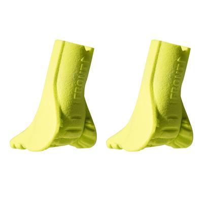 Embouts de bâton de marche nordique NW PAD500 jaune